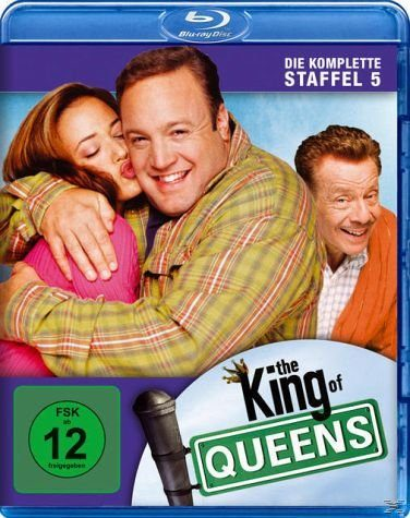 Blu-ray »King of Queens - Die komplette Staffel 5 (2...«
