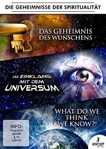 DVD »Die Geheimnisse der Spiritualität«