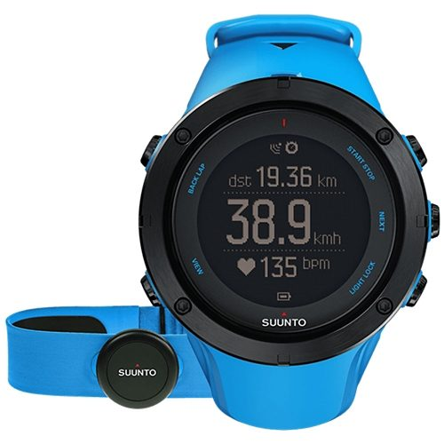 Suunto Outdoorelektronik »Ambit3 Peak Sapphire Blue (HR)«