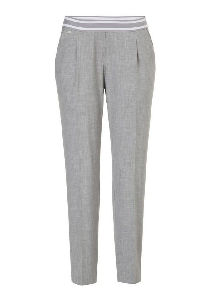 BRAX Hose »MEDFORD S« in LIGHT GREY