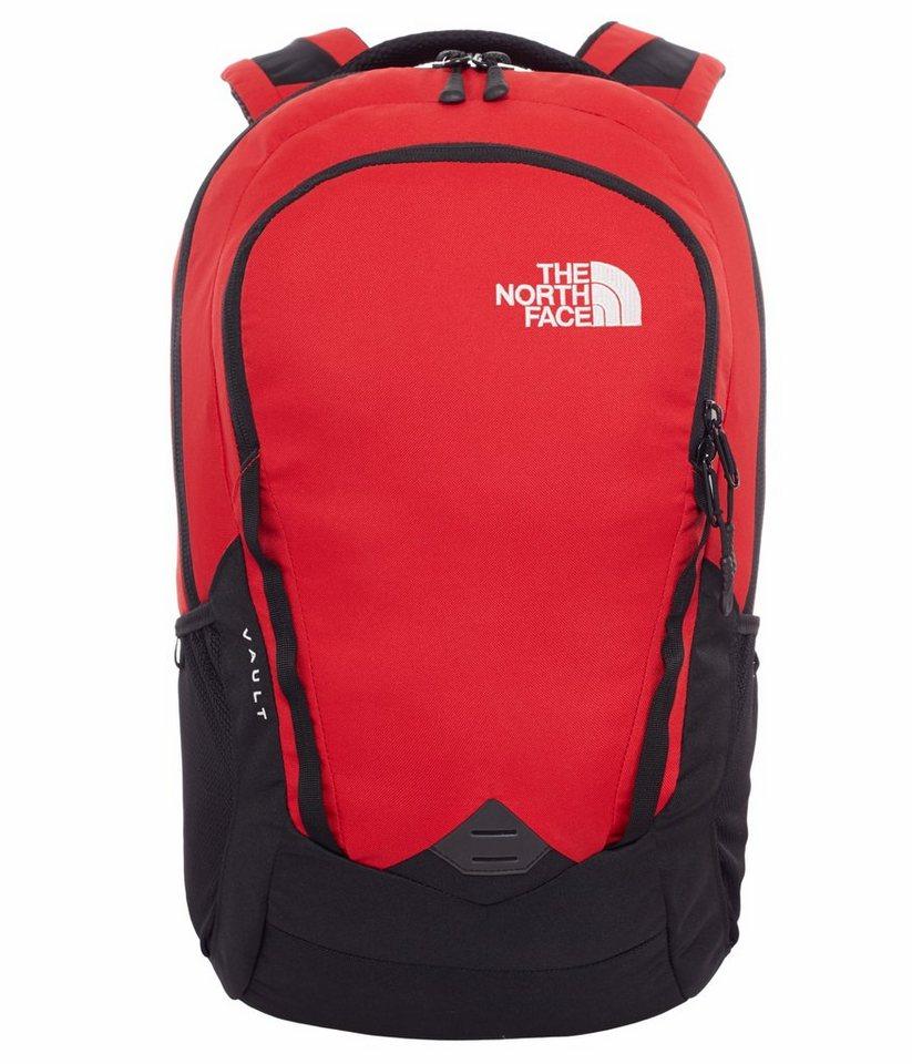 The North Face Sport- und Freizeittasche »Vault Backpack« in rot
