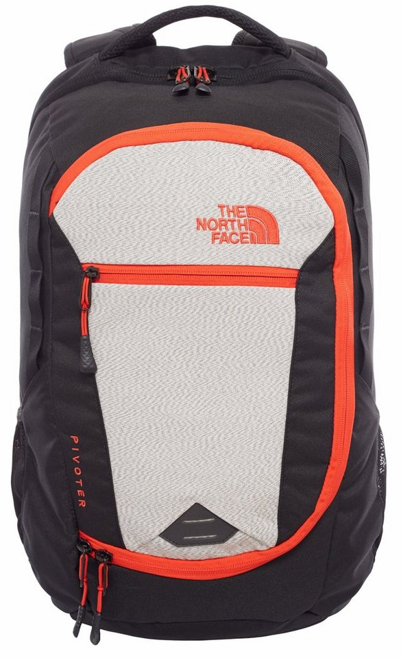 The North Face Sport- und Freizeittasche »Pivoter Backpack« in schwarz