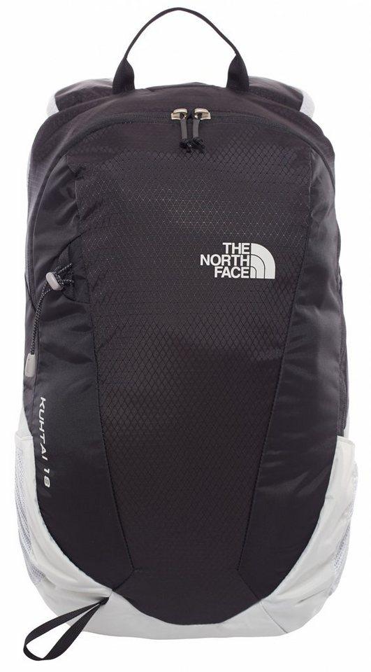 The North Face Sport- und Freizeittasche »Kuhtai 18 Backpack« in schwarz