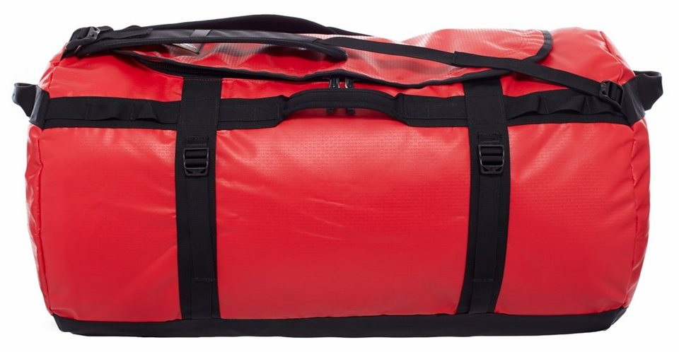 The North Face Sport- und Freizeittasche »Base Camp Duffel XL« in rot