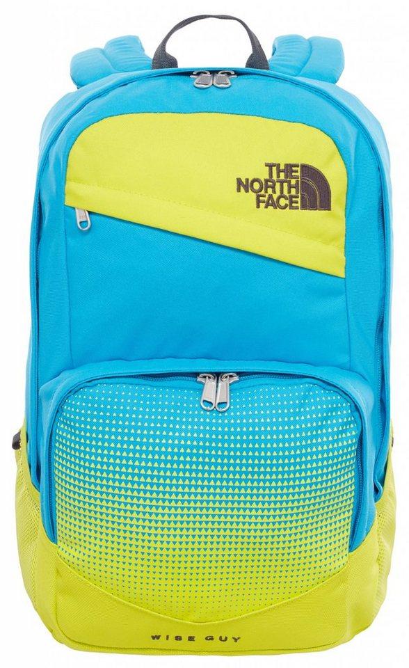 The North Face Sport- und Freizeittasche »Wise Guy Backpack« in blau