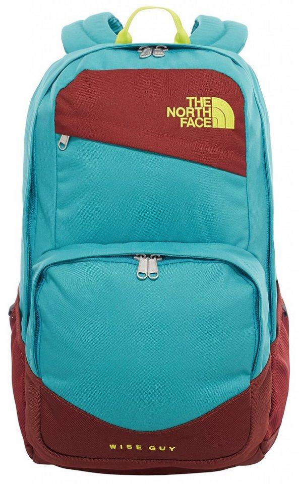 The North Face Sport- und Freizeittasche »Wise Guy Backpack« in türkis