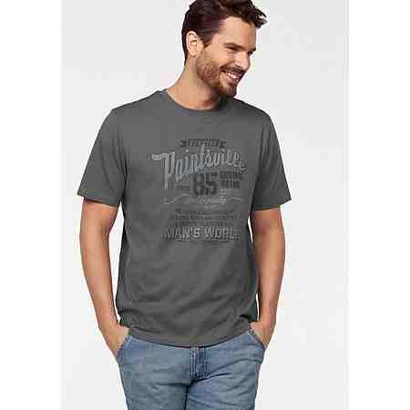 Man's World T-Shirt mit Print