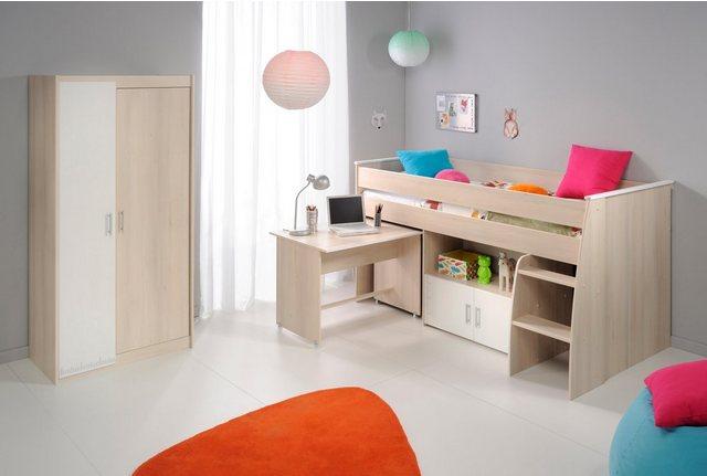Komplettzimmer - Parisot Jugendzimmer Set »Charly«, (Set, 3 St)  - Onlineshop OTTO