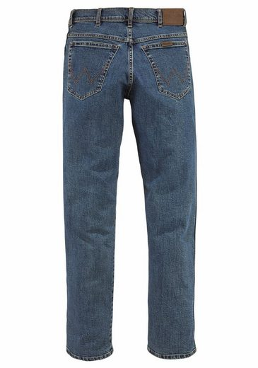 Wrangler Stretch-Jeans Durable
