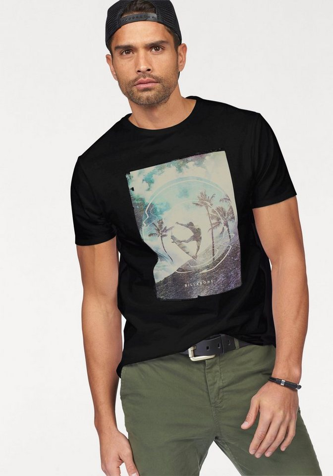 Billabong T-Shirt in Schwarz
