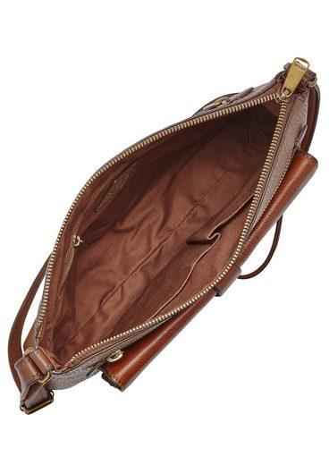 Fossil Umhängetasche KINLEY CROSSBODY, Crossbody Bag aus Leder