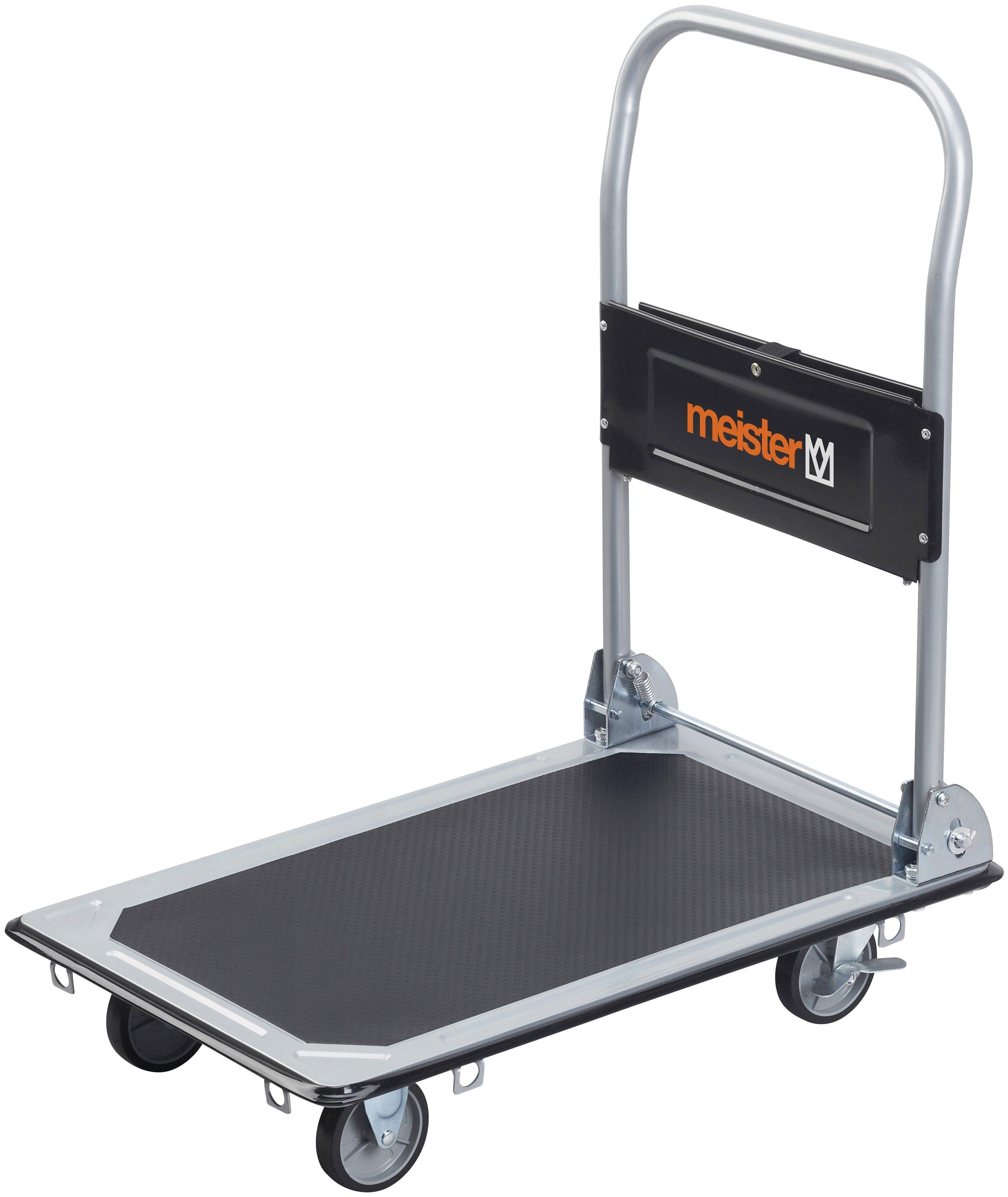 Meister Transportwagen »Plattformwagen 150 kg klappbar«