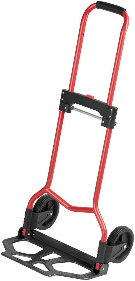 Sackkarre »60 kg klappbar« in rot