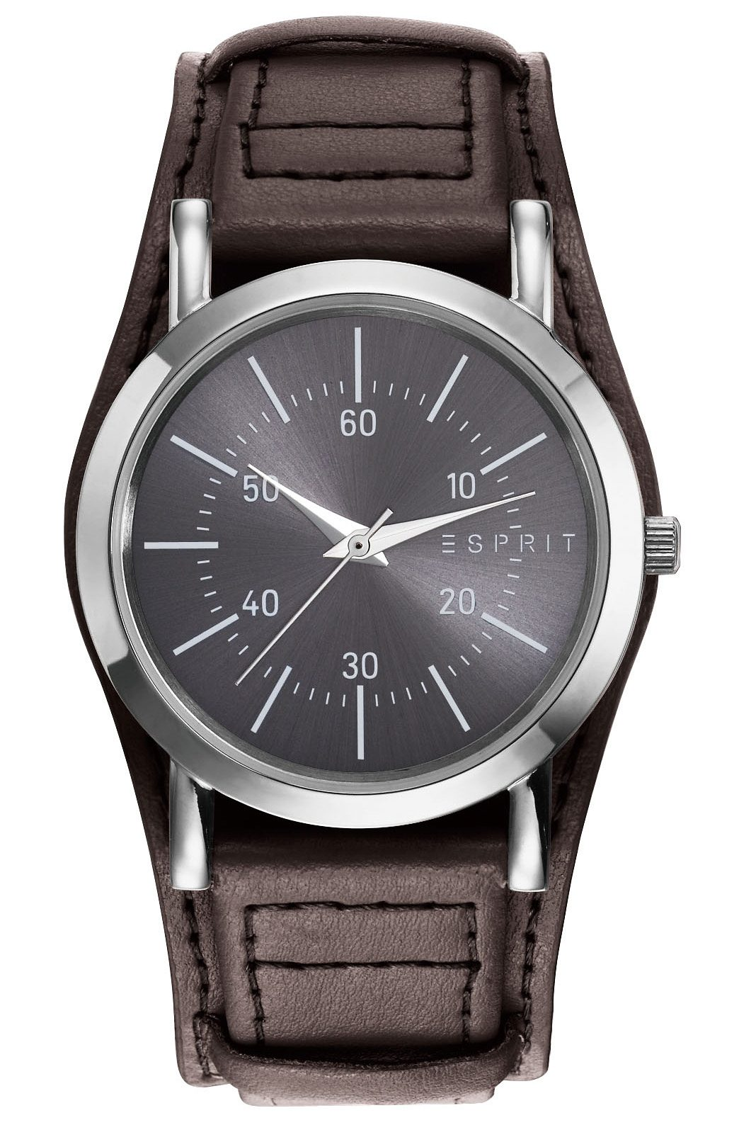 Esprit Quarzuhr »ESPRIT-TW90658 DARK BROWN GREY, ES906582003«