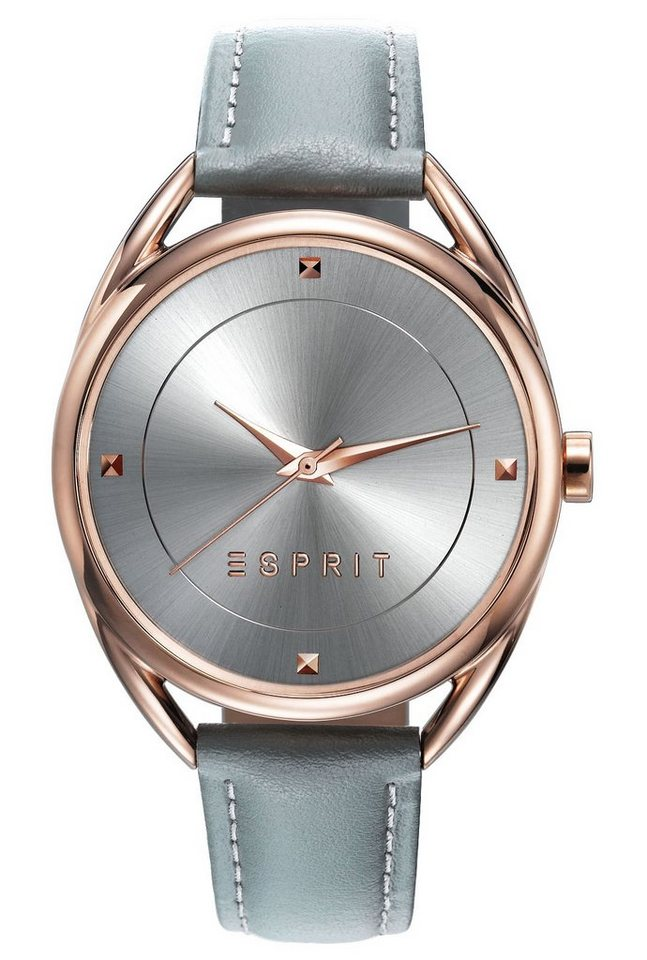 Esprit Quarzuhr »ESPRIT-TW90655 GREY, ES906552001« in hellgrau