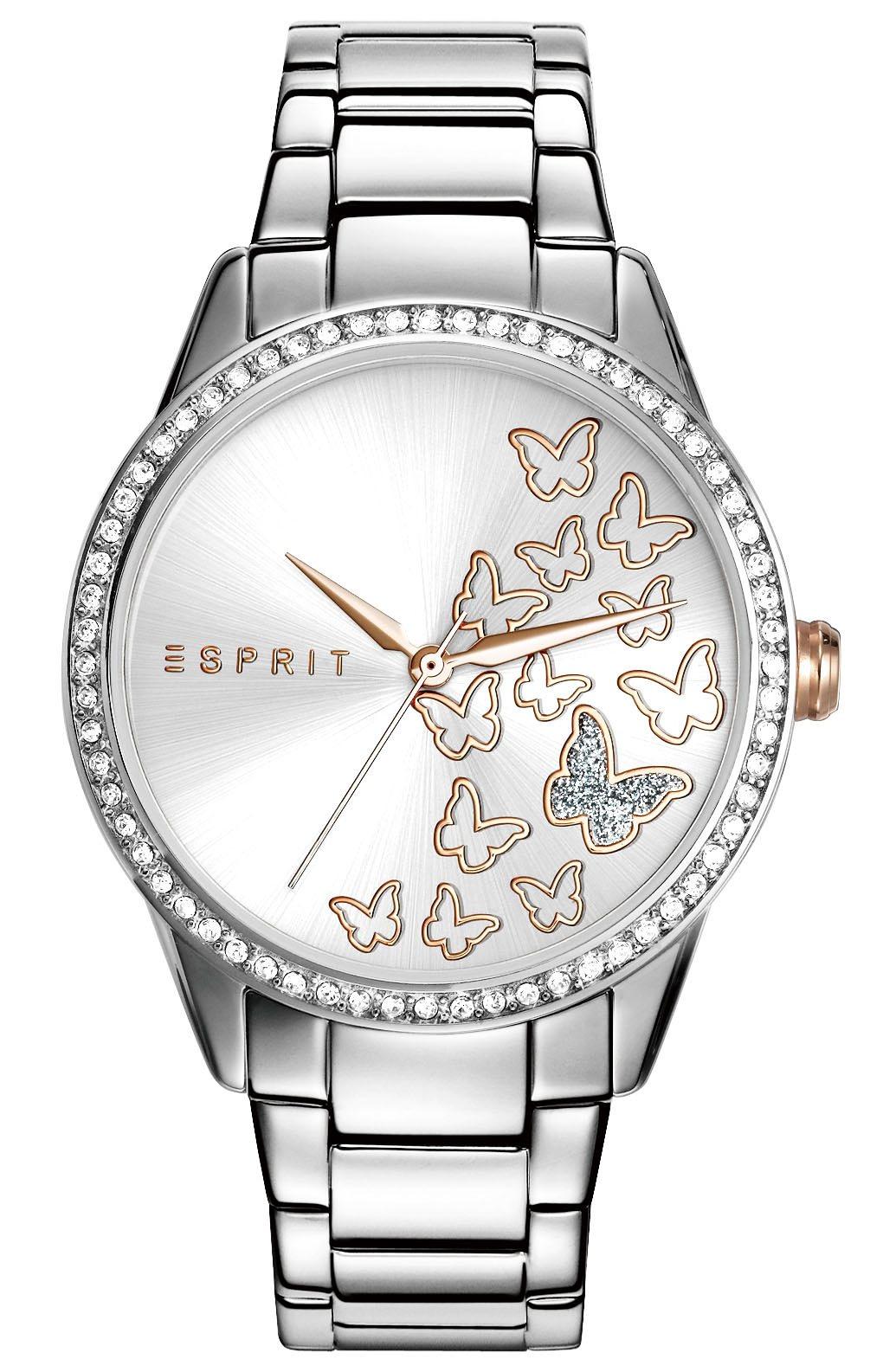Esprit Armbanduhr, »ESPRIT-TW10908 SILVER, ES109082005«