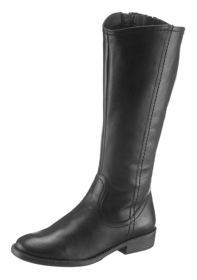Tamaris Stiefel in schwarz