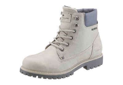 Ботинки на шнуровке Tom Tailor