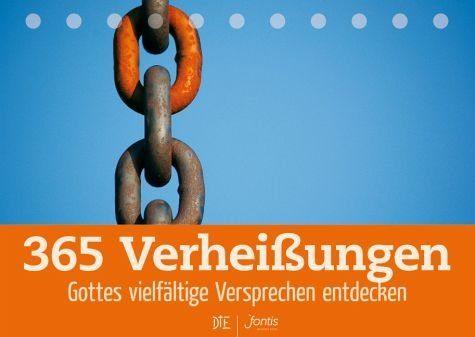 Kalender »365 Verheißungen«