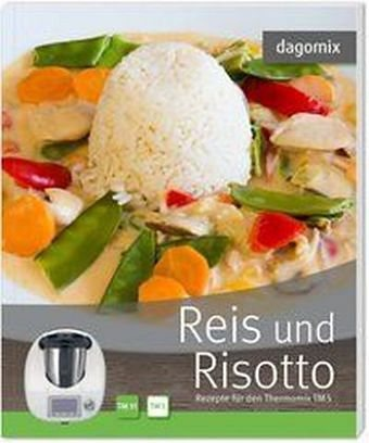 Broschiertes Buch »dagomix. Reis und Risotto Rezepte für den...«