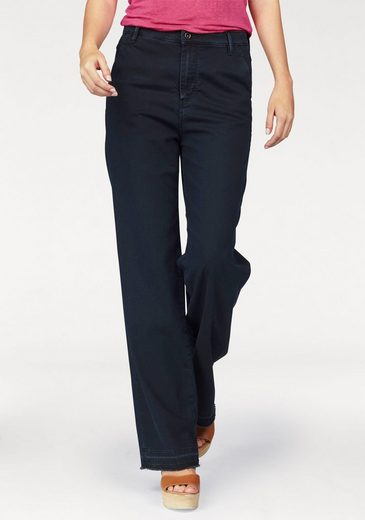 Marc O'Polo Bootcut-Jeans Are, flared
