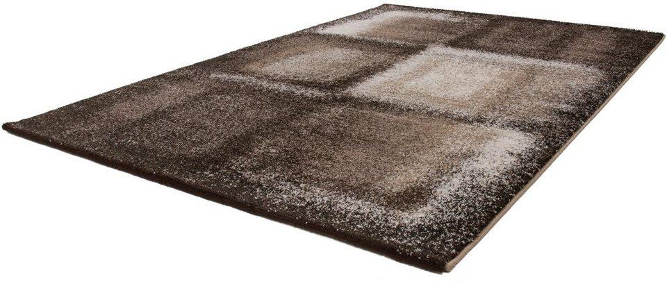 Hochflor-Teppich, Kayoom, »Jupiter 380«, Höhe 25 mm, gewebt in Sand