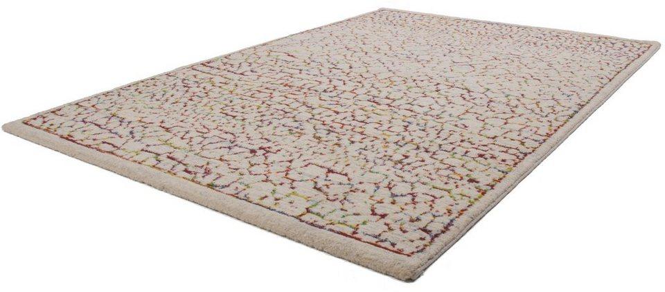 Hochflor-Teppich, Kayoom, »Jupiter 382«, Höhe 25 mm, gewebt in Multi