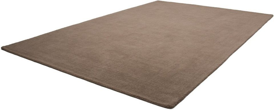 Teppich, Kayoom, »Maryam 110«, Wolle, handgewebt in beige