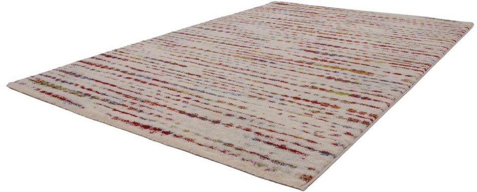 Hochflor-Teppich, Kayoom, »Jupiter 381«, Höhe 25 mm, gewebt in Multi