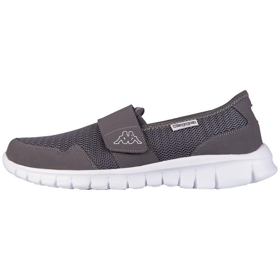 KAPPA Schuhe »FARO LIGHT« in anthra/white