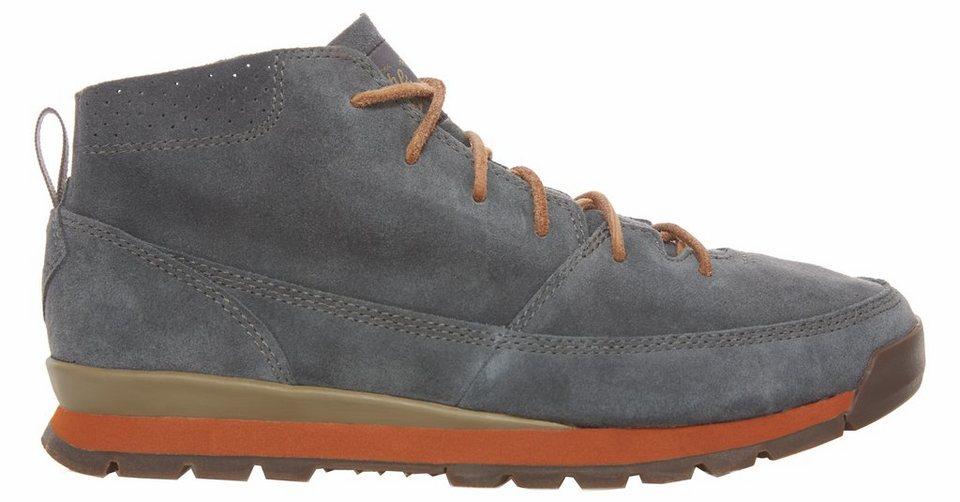 The North Face Freizeitschuh »Back-To-Berkeley Redux Chukka Shoes Men« in grau