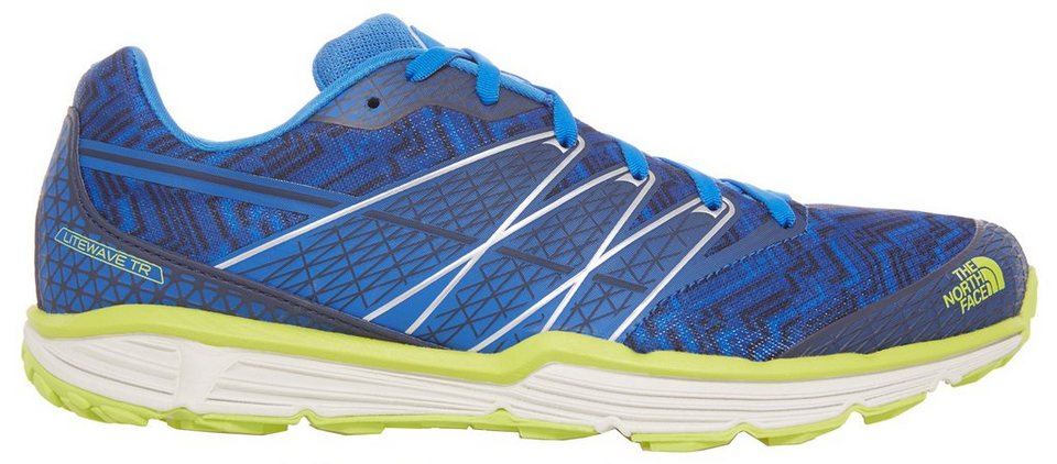 The North Face Runningschuh »Litewave TR Shoes Men« in blau
