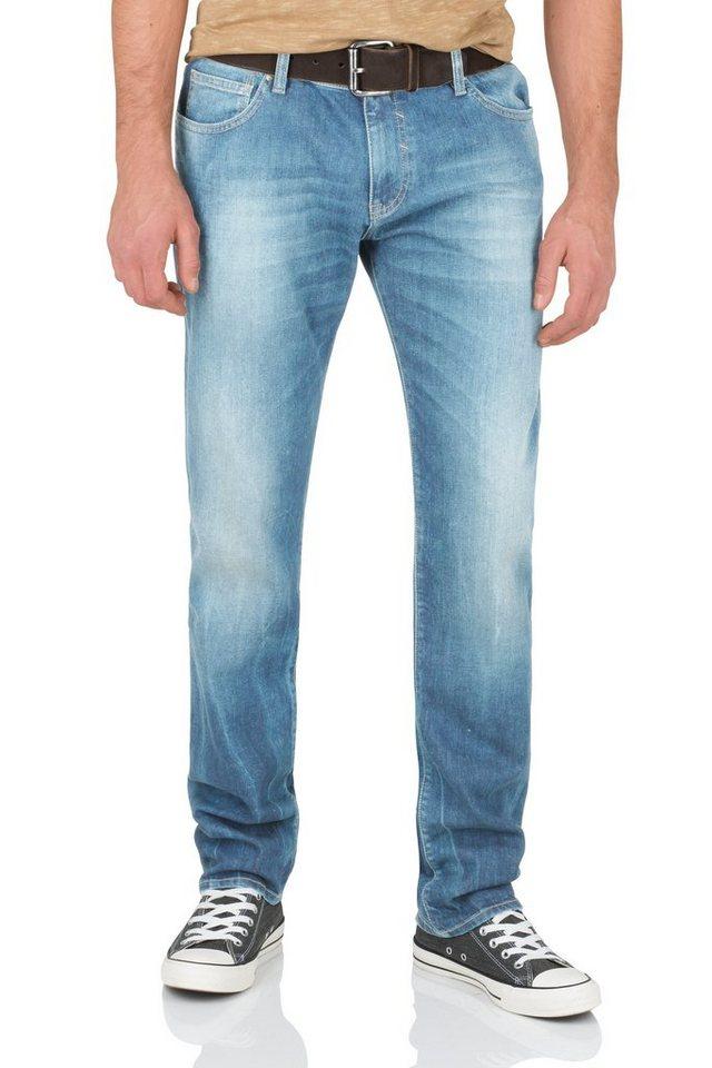 NAGANO Jeans »CHOGO« in lt. denim