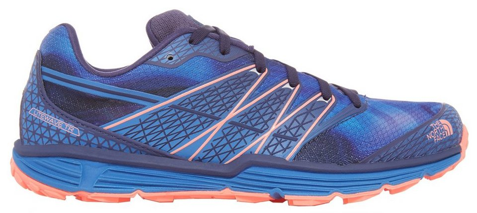 The North Face Runningschuh »Litewave TR Shoes Women« in blau
