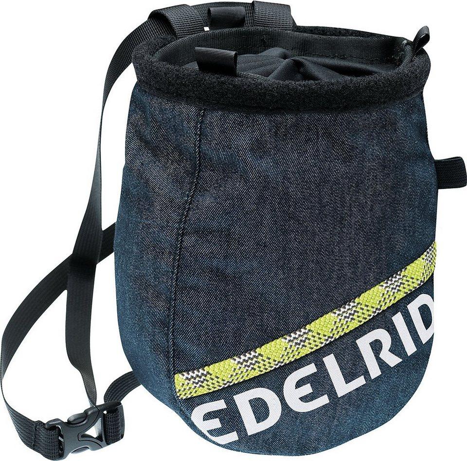 Edelrid Chalkbag »Cosmic Twist Chalk Bag« in blau