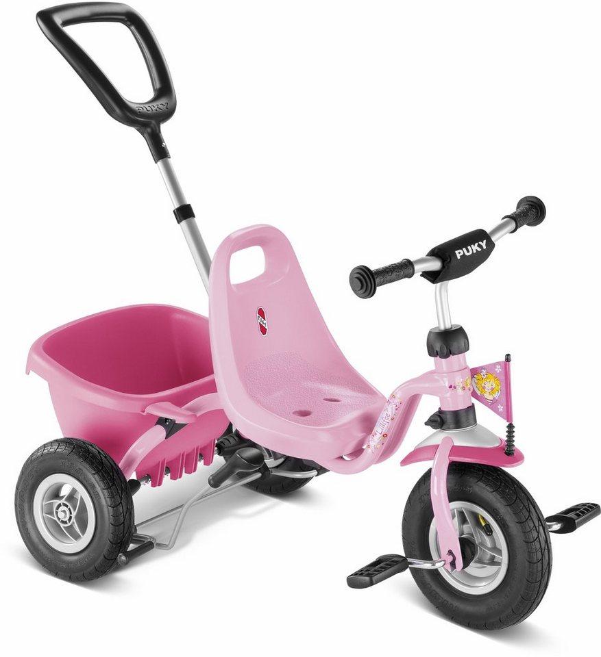 Puky Kinderfahrzeug »CAT 1 L« in pink