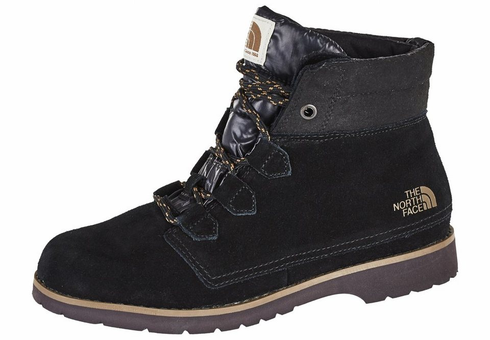 The North Face Winterstiefel »Ballard Roll-Down SE Women tnf black/shiny black« in schwarz
