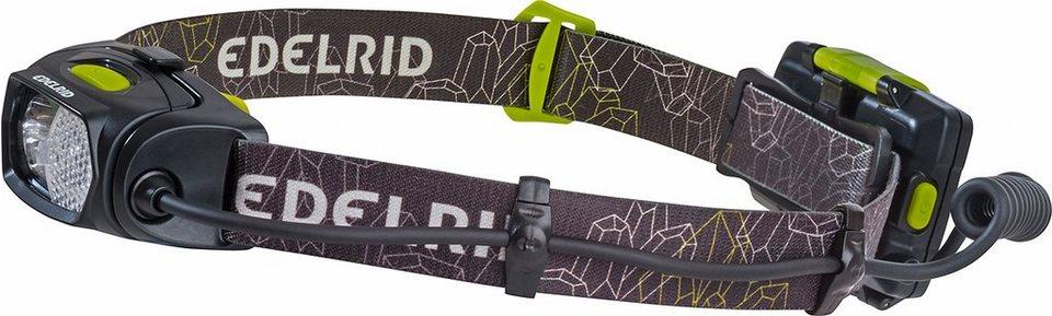 Edelrid Camping-Beleuchtung »Asteri Headlamp night-oasis« in grau