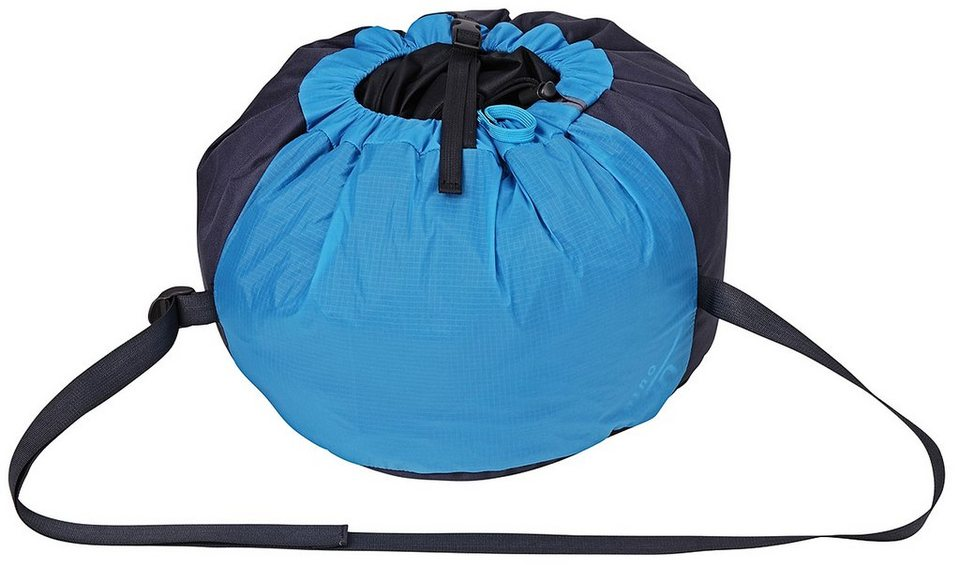 Edelrid Kletterrucksack »Caddy Rope Bag Light icemint« in blau