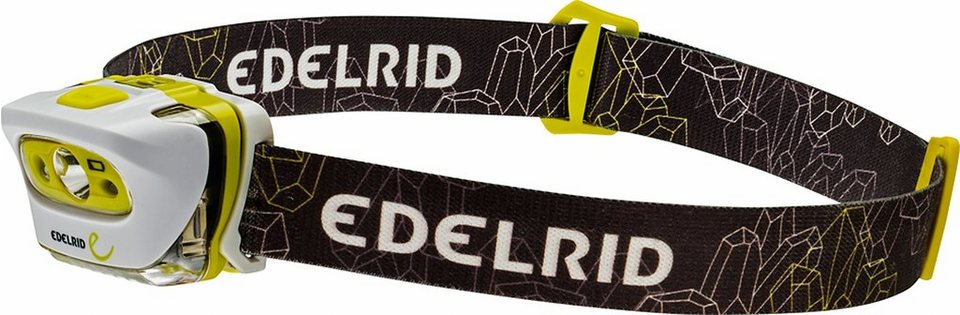 Edelrid Camping-Beleuchtung »Cometalite Headlamp snow-oasis« in grau