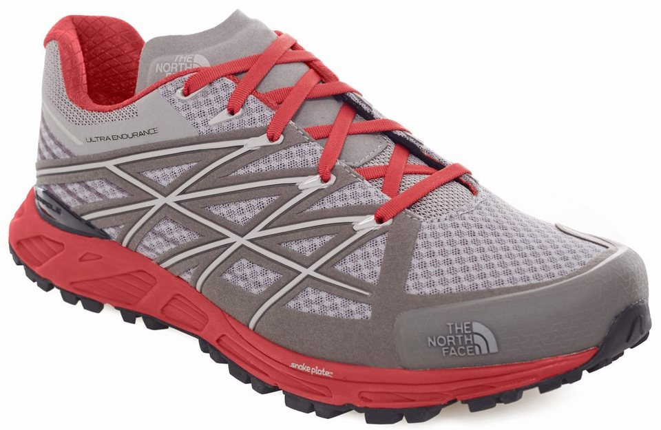 The North Face Runningschuh »Ultra Endurance Shoes Men« in grau