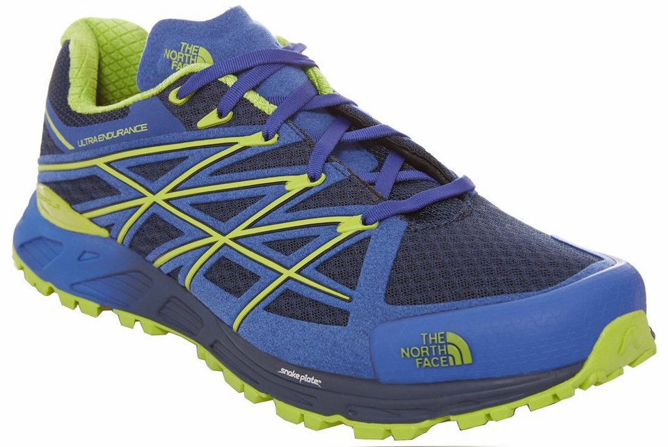 The North Face Runningschuh »Ultra Endurance Shoes Men« in blau