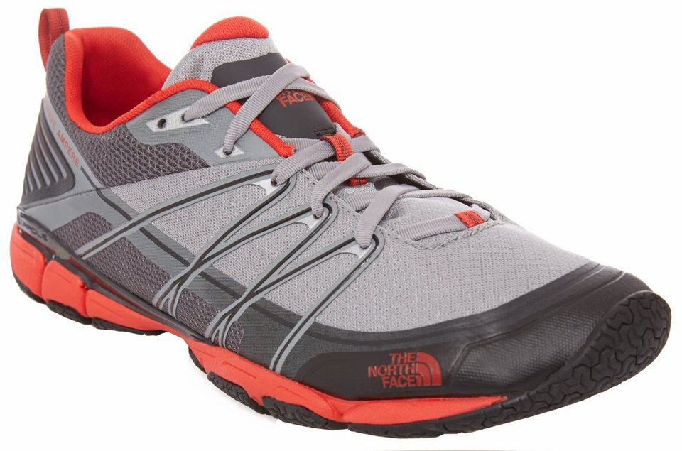 The North Face Runningschuh »Litewave Ampere Shoes Men« in grau