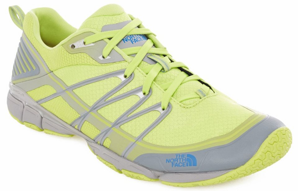 The North Face Runningschuh »Litewave Ampere Shoes Men« in gelb