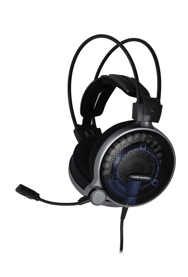 Audio-Technica Gamingheadset »ATH-ADG1X« in schwarz