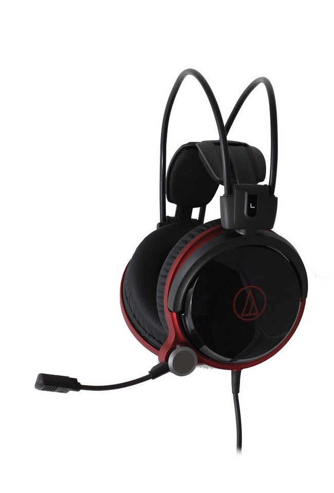 Audio-Technica Gamingheadset »ATH-AG1X« in schwarz