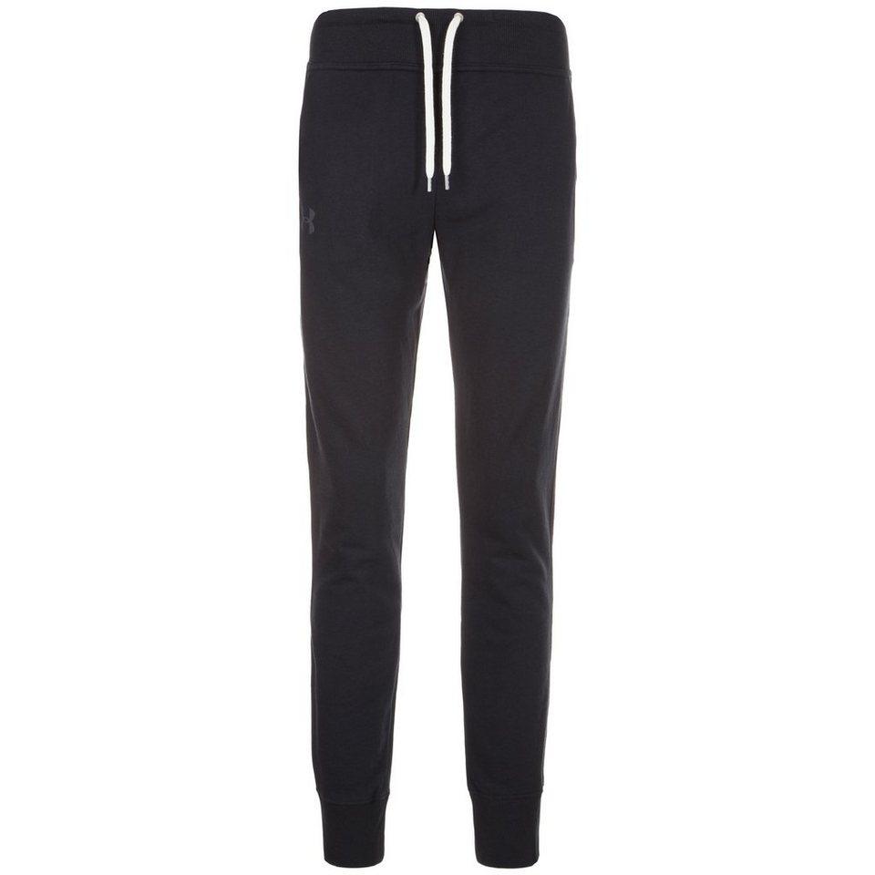 Under Armour® AllSeasonGear Favorite Jogger Trainingshose Damen in schwarz / grau