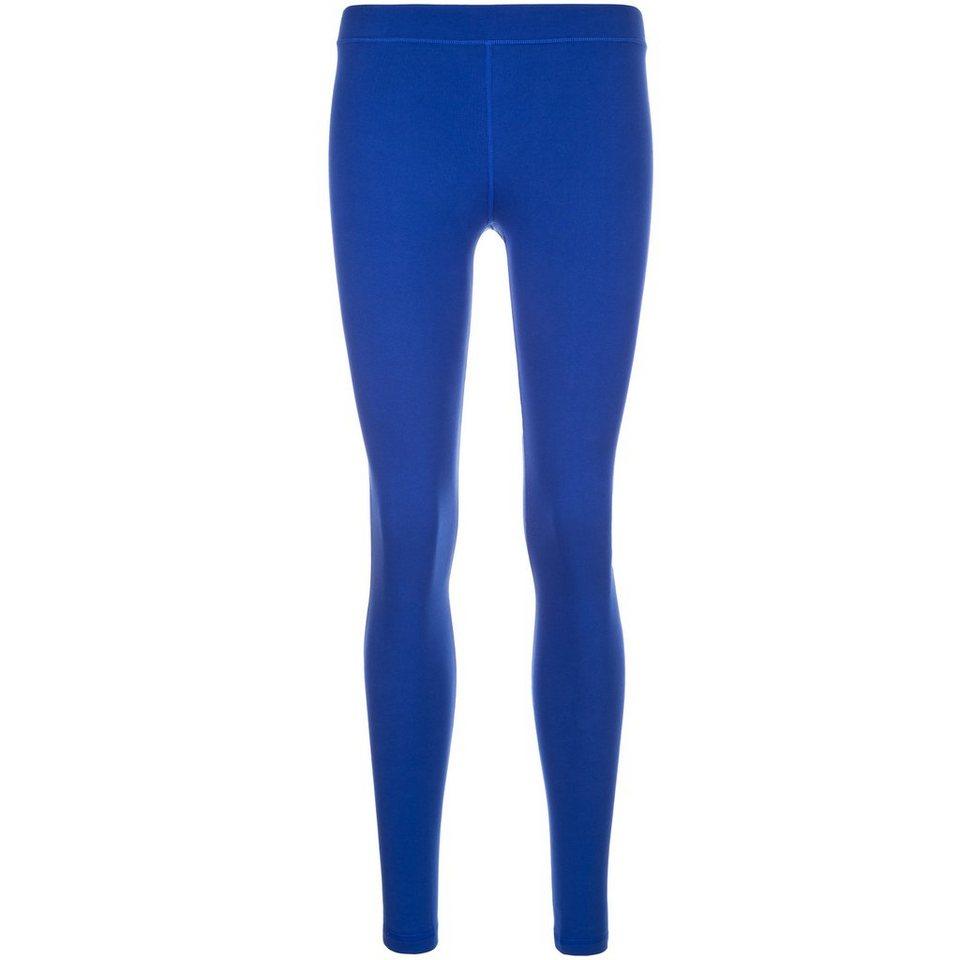 Under Armour® HeatGear Favorite Trainingstight Damen in blau / rot