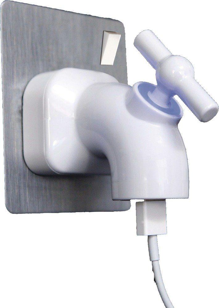 Thumbs Up Ladekabel im Wasserhahn-Design »Power Tap«