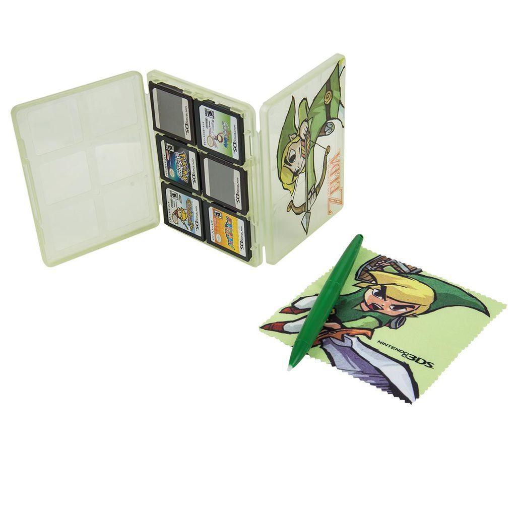 PDP Nintendo 3DS - Zubehör »3DS Charakter Starter Kit - Zelda Motiv«